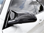 Replacement Carbon Fiber Mirror Covers - BMW F80 M3 / F82 M4