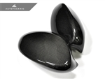 Replacement Carbon Fiber Mirror Covers - BMW E92 Coupe / E93 Cabrio / Pre-LCI 3-Series