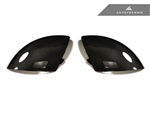 Replacement Carbon Fiber Mirror Covers - BMW E60 M5 / E63 M6