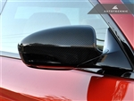 Replacement Carbon Fiber Mirror Covers - BMW F10 M5 / F06 / F12 / F13 M6