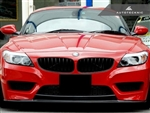 Replacement Stealth Black Front Grilles - E89 Z4 Series
