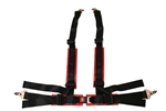 Megan Racing Seat Accessories 2 Inch 4 Points Harness
