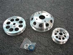 Megan Racing Lightweight Crank Pulley For Nissan 240SX SR240DET