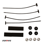 Megan Racing High Performance Radiator Fan Replacement Mounting Kit