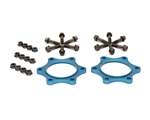 Megan Racing Rear Driveshaft Spacer Set For 00-09 Honda S2000 AP1/AP2