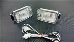 P2M Nissan 180Sx JDM Type-X Single Post Front Position Lights [Led]