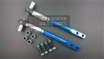 P2M Nissan S13 Offset Tension Rods