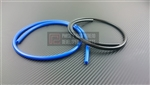 "P2M Vacuum Hose : 4mm ID (1/6""), 2mm Thickness Blue - Priced Per Foot"