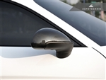 Replacement Carbon Fiber Mirror Covers - Porsche 991 Carrera / 981 Cayman / Boxster