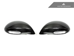 Replacement Carbon Fiber Mirror Covers - Porsche 991 Turbo / GT3 / GT4