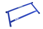 Megan Racing H-Bracket Blue Color For 13+ Acura ILX / 2012 Honda Civic 4Dr (Inc. Si)