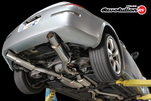 Greddy 3 Full Dual Cat Back Revolution Rs Exhaust System For 20032008 Nissan Z33 350z: 2003 350z Exhaust At Woreks.co