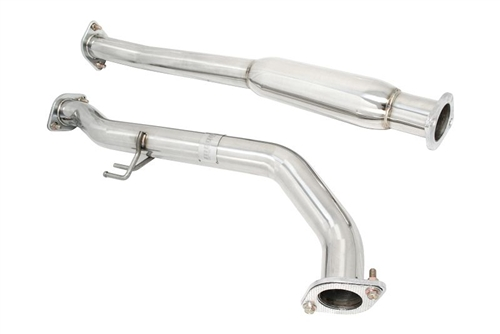 MEGAN RACING EXHAUST MIDDLE SECTION MIDPIPE MID PIPE FOR 07 08 HONDA FIT