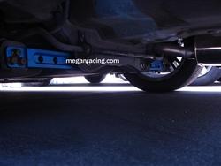 Megan Racing Adjustable Rear Upper Camber Control Arms RUCA RSX /& Type S 02-06