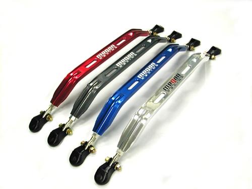 Exclude EX//EP3 Hatchback Megan Racing Polish Front Upper Strut Tower Bar For Honda 01-05 Civic